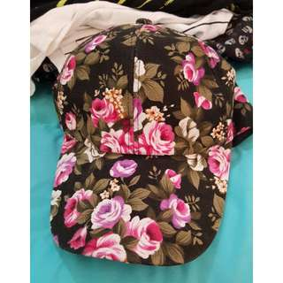 Floral Cap Brand New