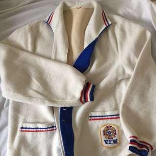 Vintage VFW Coat Jacket
