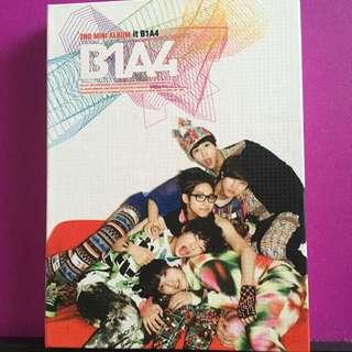 B1A4 - 2nd Mini Album It B1A4