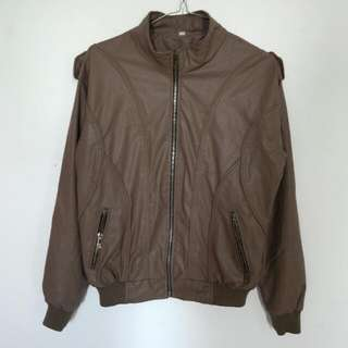 Leather Jaket for Woman