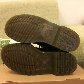 馬丁大夫10孔靴