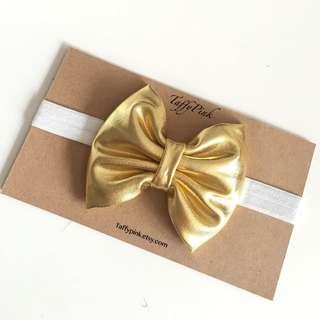Baby Headband - Handmade!
