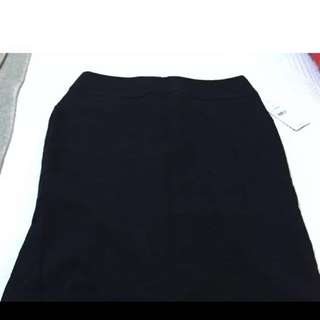 Cue Wool Blend Skirt Size 10