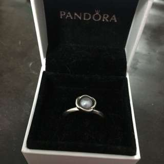 Pandora Ring Pre Owned Excellent Condition