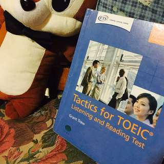 Tactics for toeic listening and reading test /grant trew OXFORD