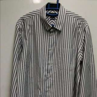 Padini Striped Office Shirt