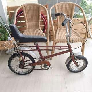70' Chopper Bike