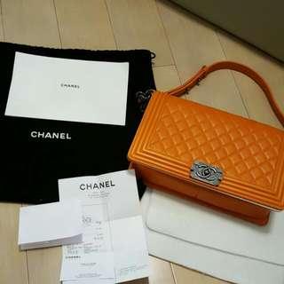 Boy Chanel medium Size