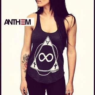 Anthem Made Singlet