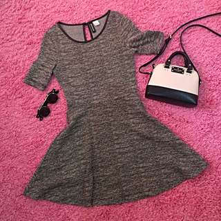 DIVIDED H&M dress