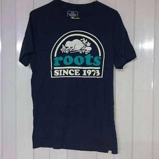 (暫售)Roots Tshirt