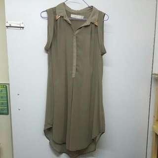 Costa Blancs (S) whole dress