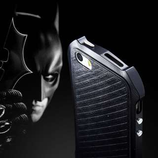Batman Tough Armour Metallic Phone Cover