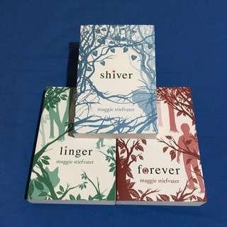 Maggie Stiefvater Shiver Series