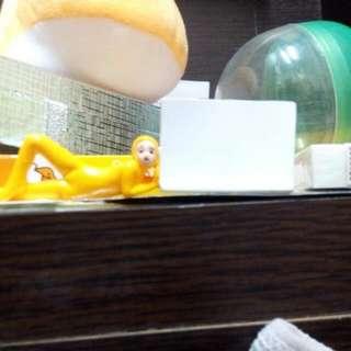 蛋黃哥擺飾