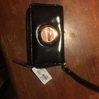 Mimco Zip Tech Purse