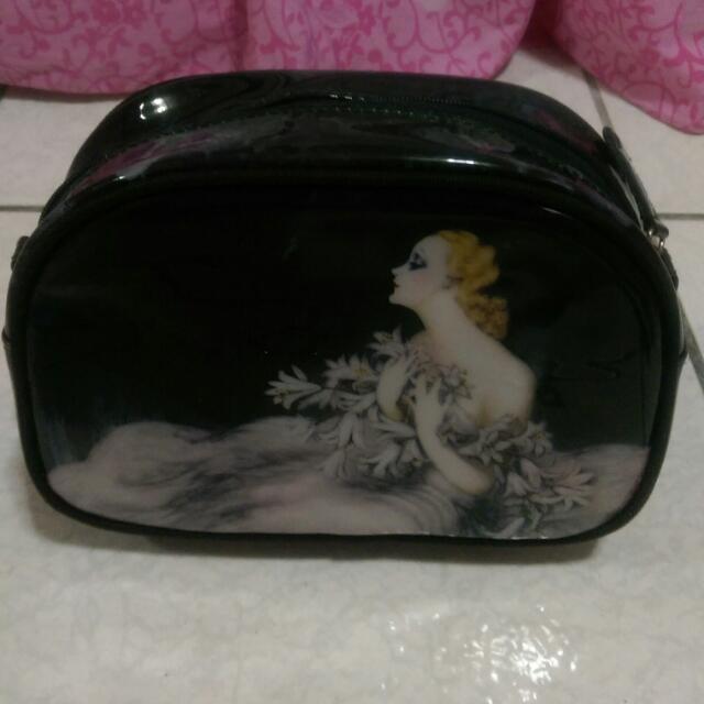 防水材質化妝包