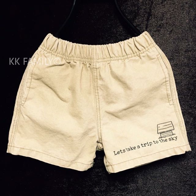 【夏季出清】正韓薄卡其牛仔短褲 (現貨款)