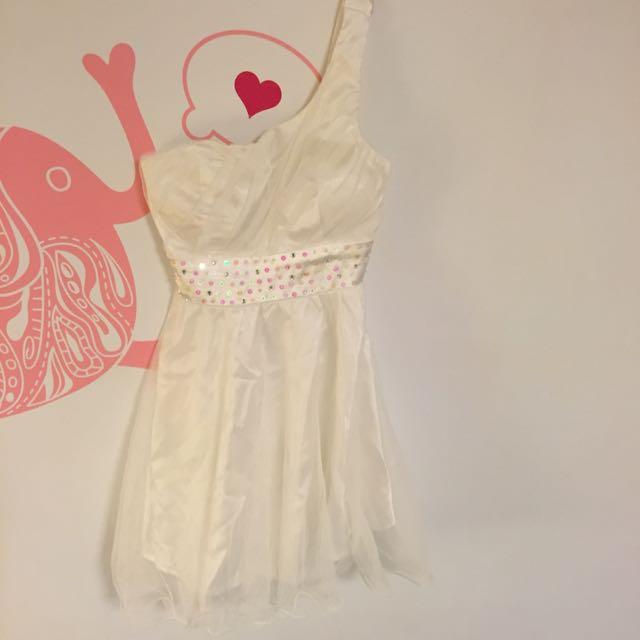 俏麗可愛 伴娘 小禮服