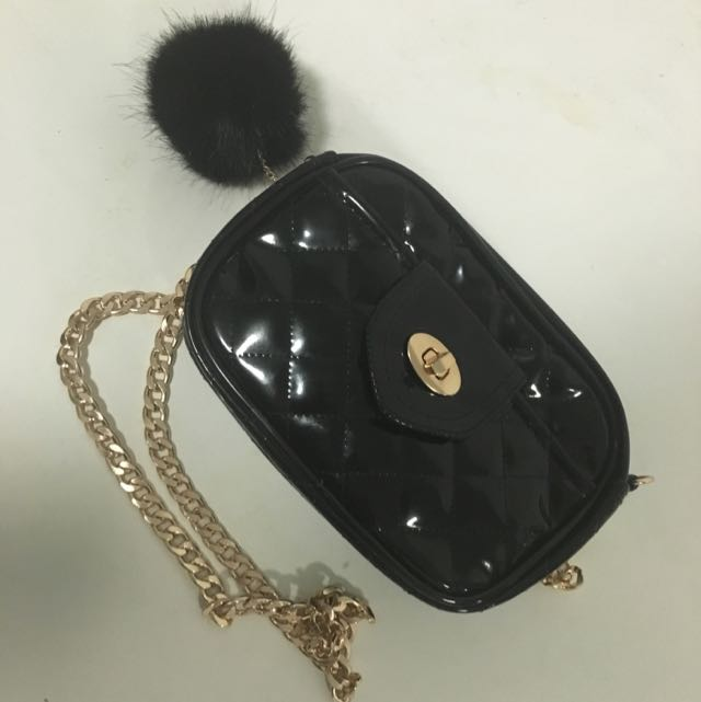 Ariana Grande Purse That comes With Her Perfume Ari