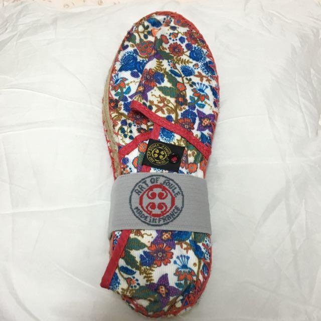 🇫🇷ART OF SOULE 法國草鞋