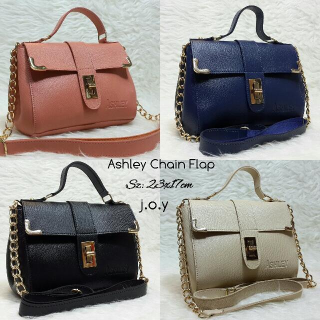 Ashley Chain Flap