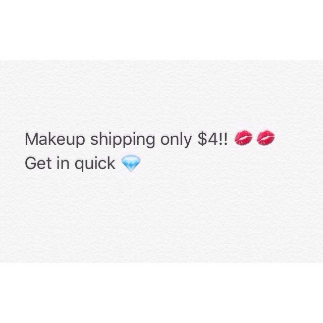 Beauty Shipping Only $4