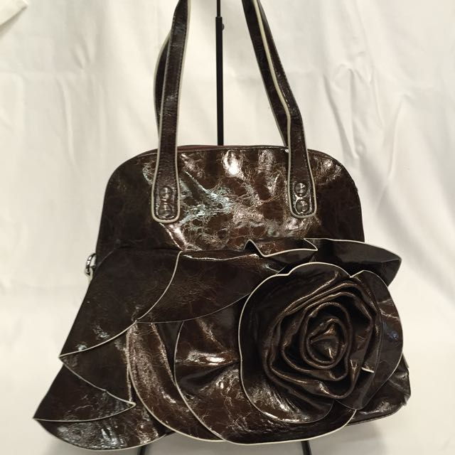 Brand New Handbag Rose Flower
