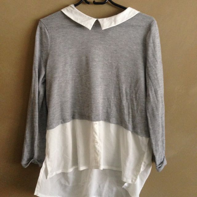 Collared T Shirt