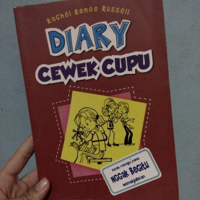 Diary Cewek Cupi