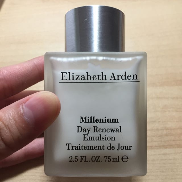 Elizabeth Arden Day Renewal Emulsion 銀級日霜