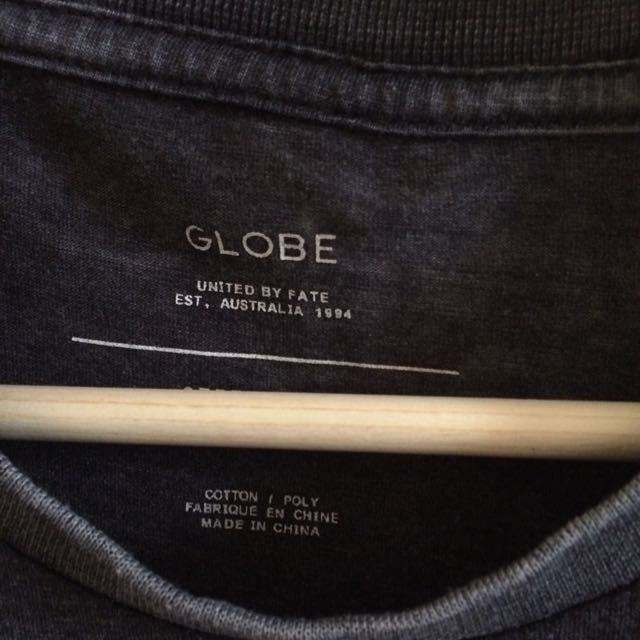 GLOBE Cut Off, Brand New