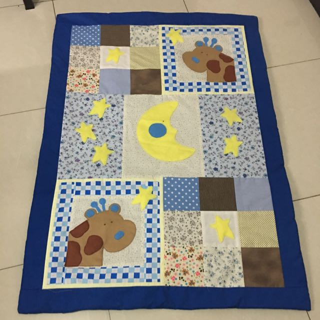 Handmade Bedcover For Baby