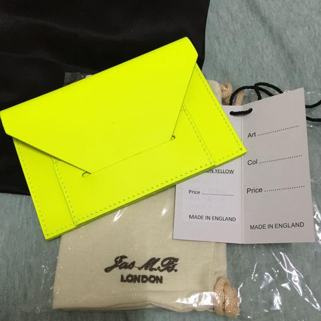 Jas MB 卡片包。London