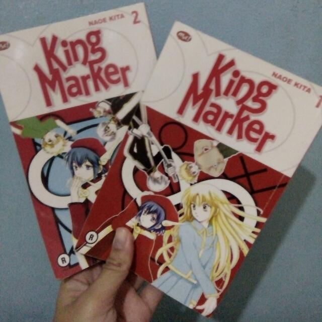 Komik King Marker