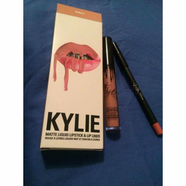 Kylie Jenner Matte Lip Kit