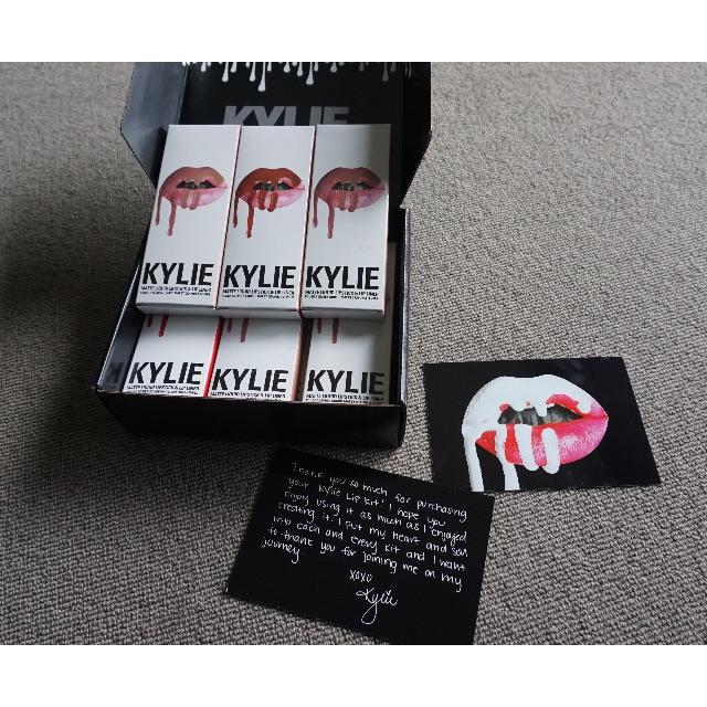 Kylie LipKit Matte