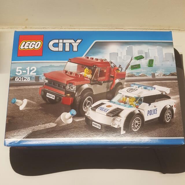 Lego City Police Chase 60128 On Carousell