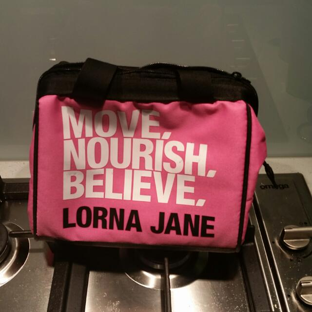 Lorna Jane lunch bag
