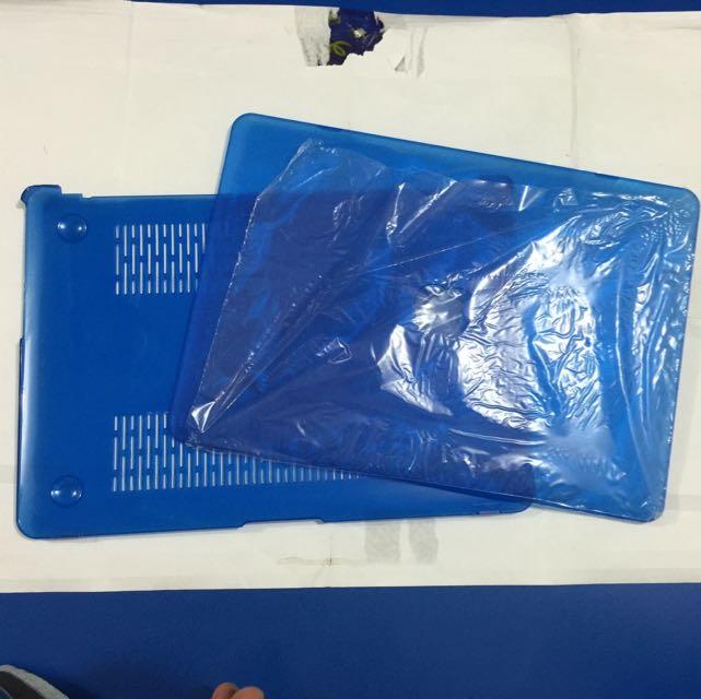 "MacBook Pro 11"" Mat Cover (blue)"