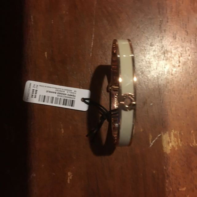 Mimco Tempo Hinged Bangle