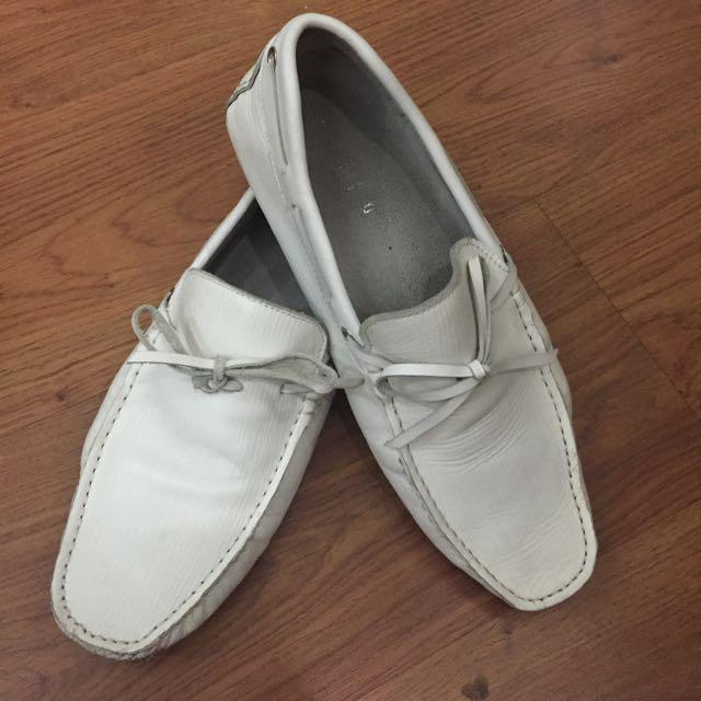 Pedro Shoes White