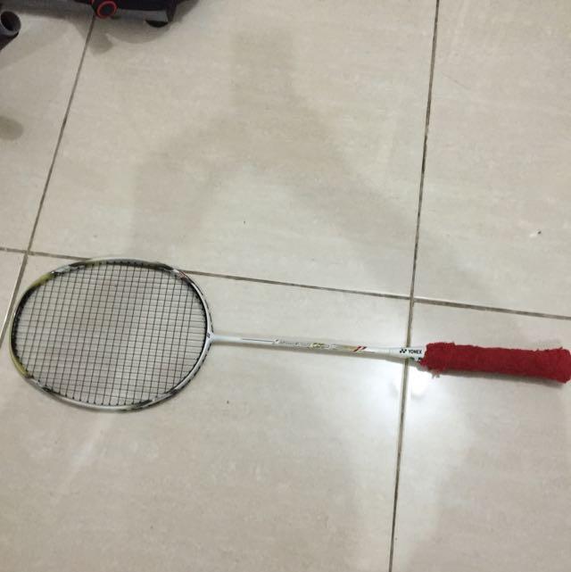 Raket Badminton Peter Gade
