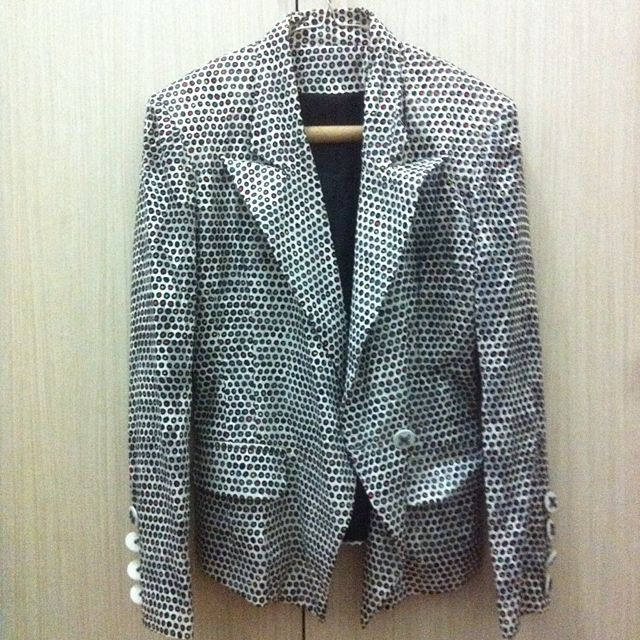Supercool Retro Blazer