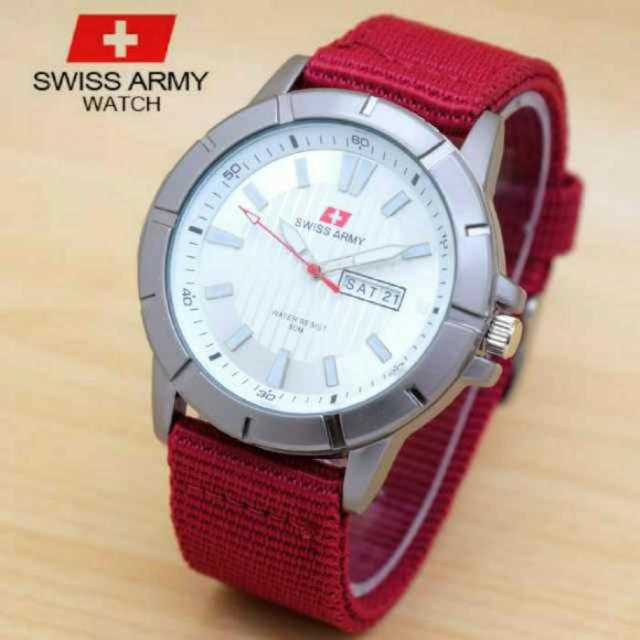 SWISS KANVAS RED COVER RED