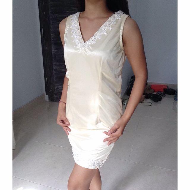 Unbranded Satin Dress