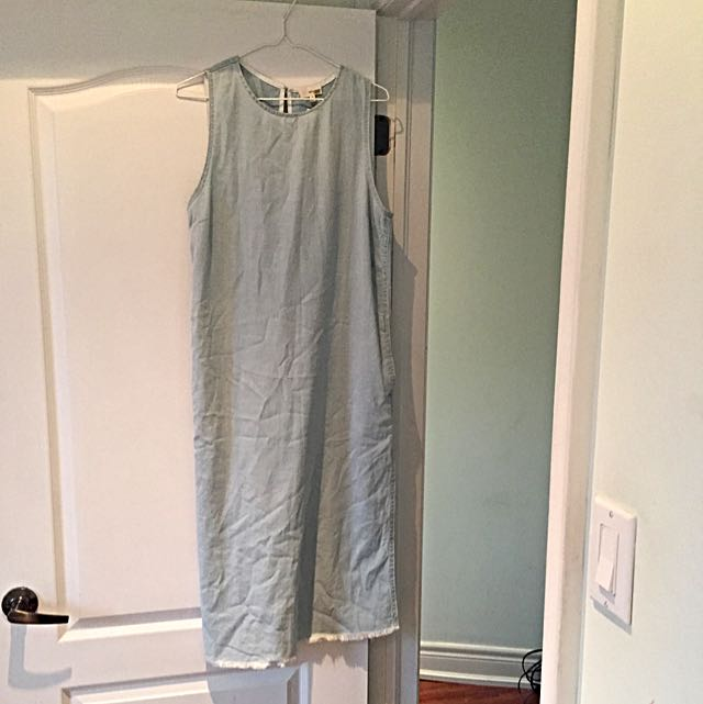 Wilfred Free Dress From Aritzia