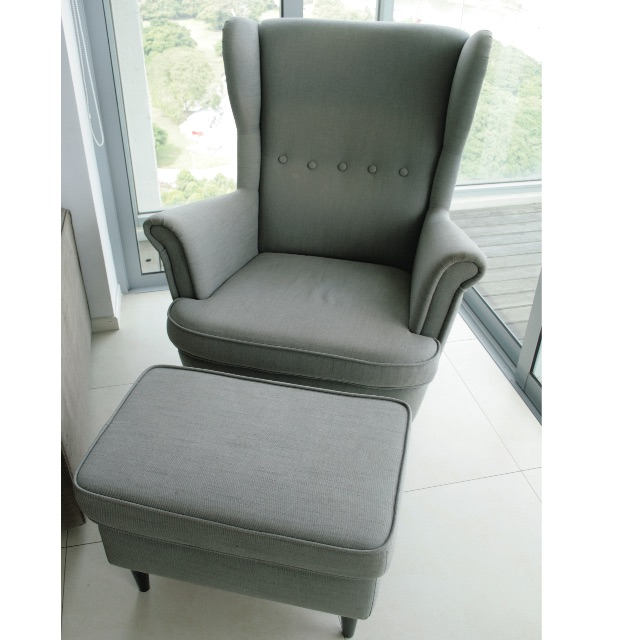 ikea grey wing chair awesome gray wing chair grey chair chair beautiful dark grey wing grey. Black Bedroom Furniture Sets. Home Design Ideas