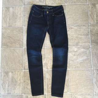 American Eagle Jeans (size 2)