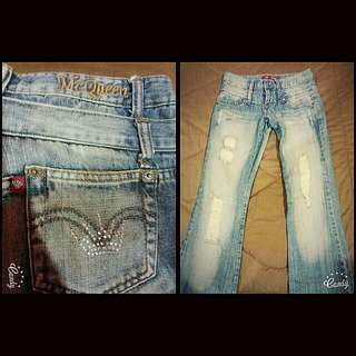Mc Queen Jeans * Ripped